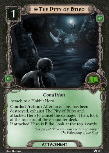 custom card by Chad G!